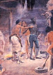 the contributions of the slave york to the expedition of lewis and clark William clark's life-long slave companion, york and the reference for its origin is cited in charles g clarke's the men of the lewis and clark expedition.