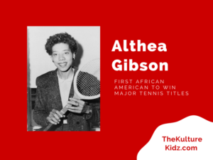 Althea Gibson (1927-2003)